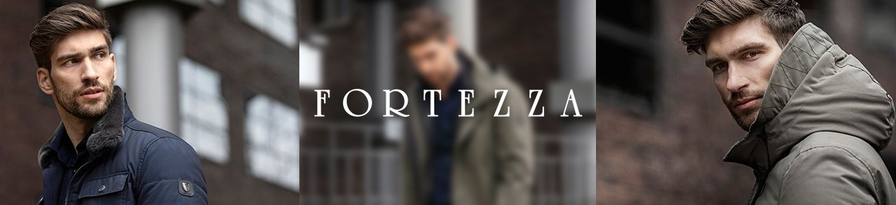 Fortezza jackets and coats for men