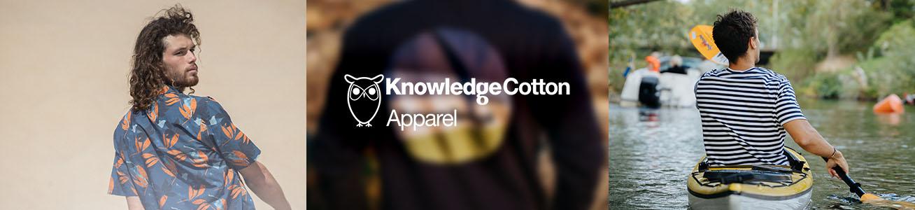 KnowledgeCotton Apparel Men's Clothing