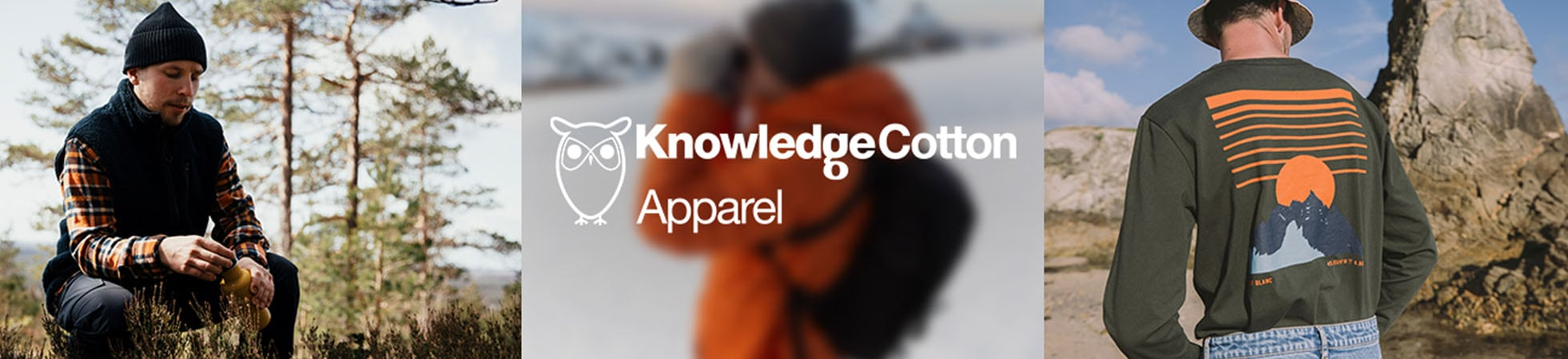 KnowledgeCotton Apparel Men's Clothing