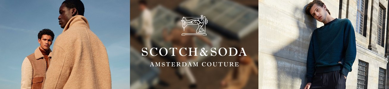 Scotch and Soda Leiden