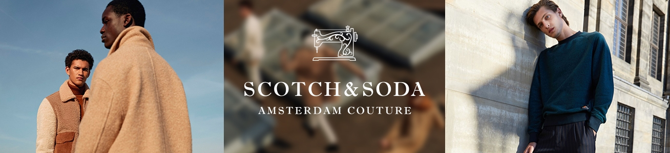 Scotch & Soda Men's Clothing