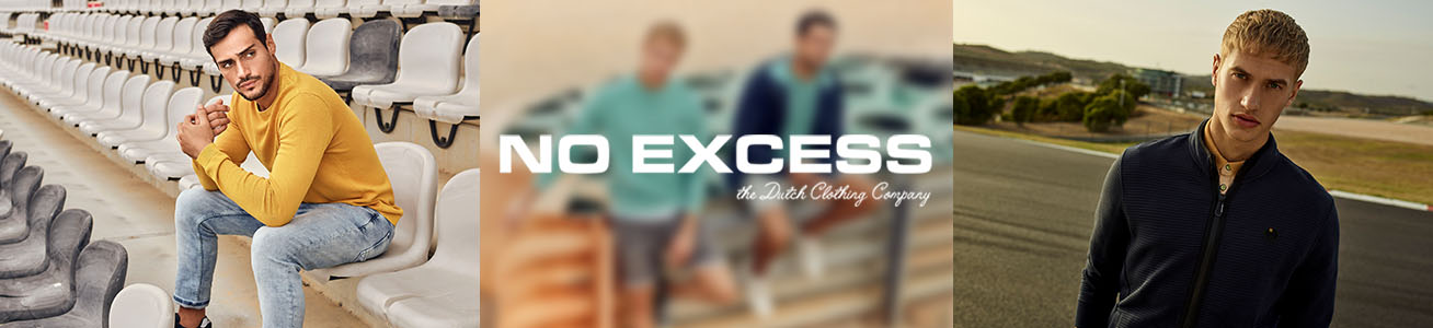 No-Excess Men's Clothing