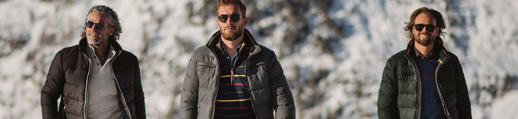 Men\'s coats at Suitable ✔ Wide range of styles and brands ✔ Barbour, Save the Duck, Napapijri, Wellensteyn and more ✔ Shop online