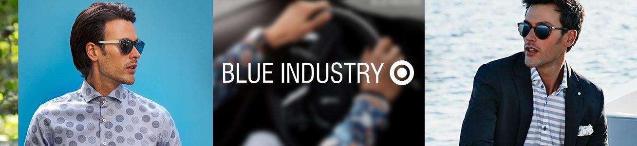 Blue Industry Hemden
