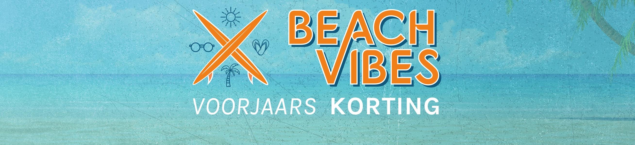 Beach Vibes Korting!