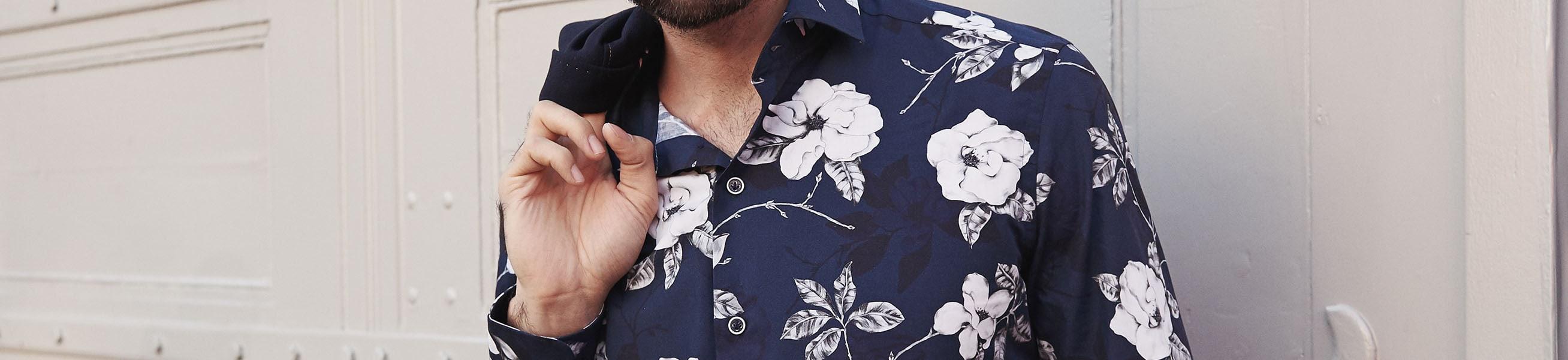 Blumen Hemden