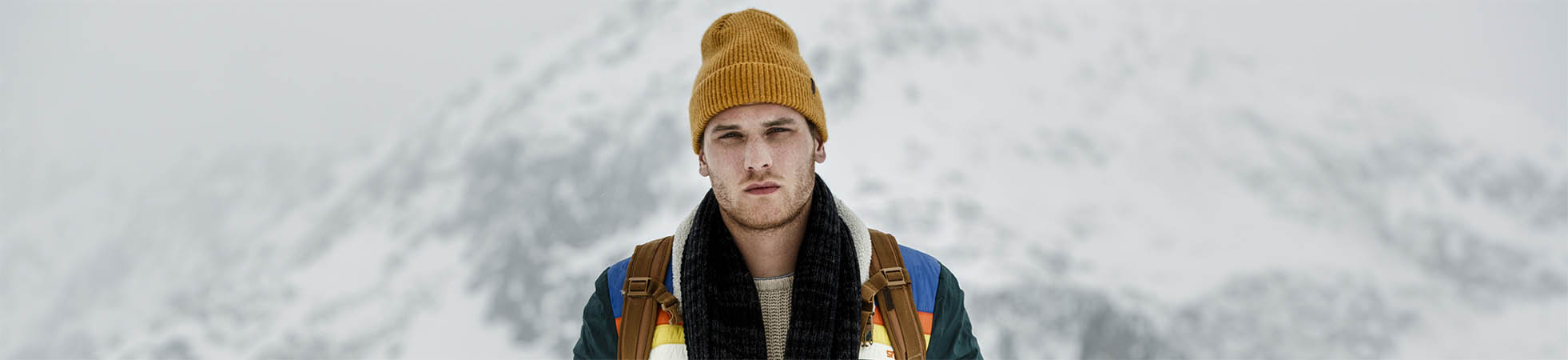 Men\'s winterhats and beanies at Suitable ✔ Different colours and styles ✔ Brands like Barts, Napapijri and more ✔ Shop online