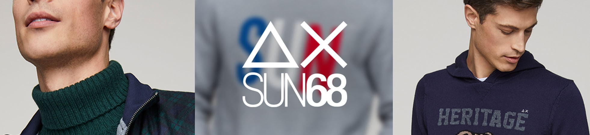 Sun68 Men's Clothing