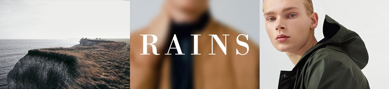 Rains Jackets, Coats and Cardigans