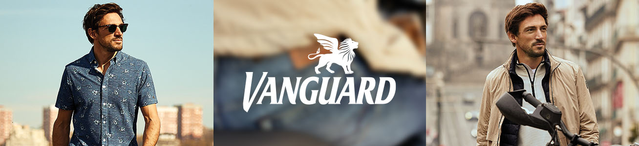 Vanguard Menswear, Jeans and more