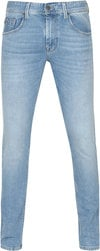 Vanguard V7 Rider Jeans Light Wash Blue